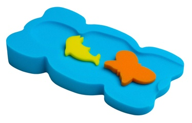 BabyOno Baby Bath Pads Elephant Midi Blue