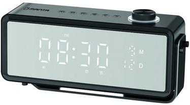 Mobilais radiouztvērējs Manta Clock Radio CLK902