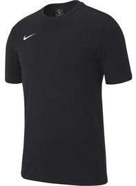 Футболка Nike T-Shirt Tee TM Club 19 SS JR AJ1548 010 Black L
