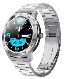 Viedais pulkstenis Garett GT22S, sudraba