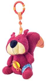 Mīkstā rotaļlieta Niny Cute Squirrel, 24 cm