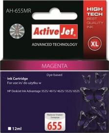 ActiveJet AH-655MR Cartridge 12ml Magenta