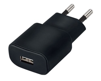 Forever TC-01 USB Wall Charger 2A Black