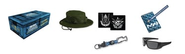 Exquisite Gaming Call Of Duty: Modern Warfare Gear Crate