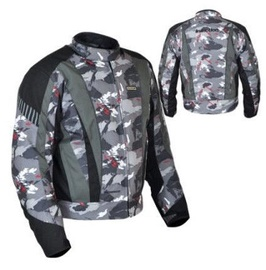 Aktivcentrs Nazran Sport Line BlkGreyCamo Jacket 786-9009-A XL