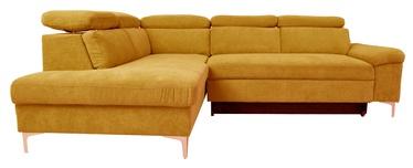 Диван-кровать Home4you Roselani 14068, желтый, 200 x 267 x 84 см