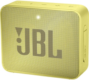 JBL GO 2 Bluetooth Speaker Lemonade Yellow