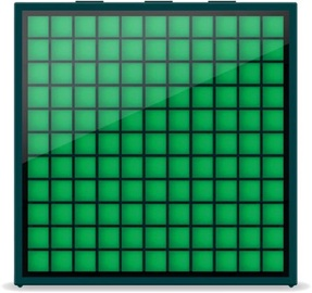 Bezvadu skaļrunis Divoom TimeBox Mini Green, 5 W