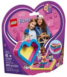 Konstruktors Lego Friends Olivia's Heart Box 41357