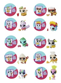 Фигурка-игрушка Hasbro Littlest Pet Shop LPS Hungry Pets E5216