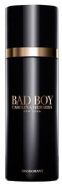 Дезодорант Carolina Herrera Bad Boy Spray, 100 мл