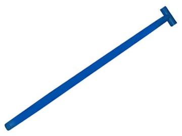 SN Wooden Handle For Shovel 100cm Blue