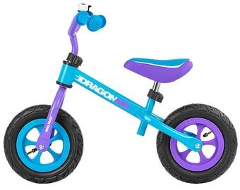 Milly Mally Dragon Air Balance Bike Turquoise 2817