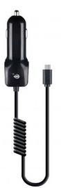 Зарядное устройство One Plus USB Car Charger With Micro USB Cable, черный
