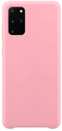 Hurtel Soft Flexible Rubber Back Case For Samsung Galaxy S20 Plus Pink