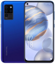 Mobilais telefons Oukitel C21, zila, 4GB/64GB