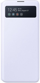 Samsung S View Wallet Case For Samsung Galaxy Note 10 Lite White