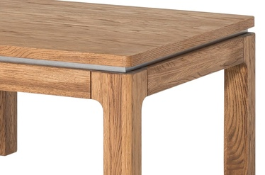 Kafijas galdiņš Szynaka Meble Montenegro 41 Oak, 800x800x450 mm