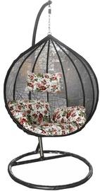 Садовое кресло напольный Besk Bubble 4750959066164, черный