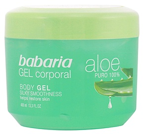Babaria Aloe Vera 100% Natural Body Gel 400ml
