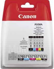 Printera kasetne Canon Cartridge 7ml x4 + 15ml