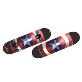 Mondo 28099 Avengers Captain America Skateboard 80x20cm