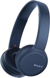 Austiņas Sony WH-CH510 Blue, bezvadu