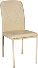 Ēdamistabas krēsls Signal Meble H623 Cream