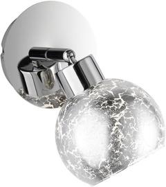 Wofi Fara Wall Lamp 28W G9 Silver
