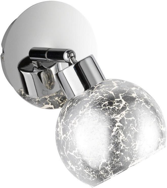 Lampa Wofi Fara 28W G9 Silver