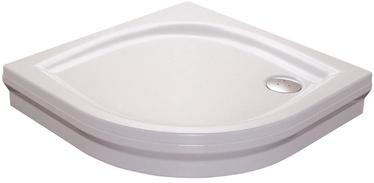 Ravak Elipso PAN 800x800 White