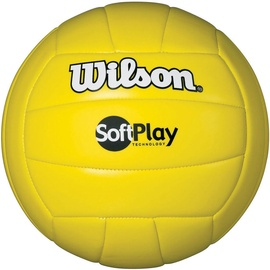 Wilson Volleyball Softplay Yellow