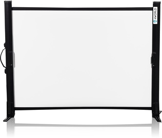 4 World Table Projection Screen 81x61 40""