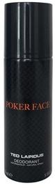 Ted Lapidus Poker Face 150ml Deodorant Spray