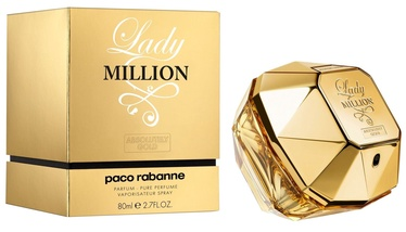Parfimērijas ūdens Paco Rabanne Lady Million 80ml EDP