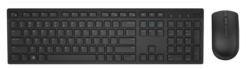 DELL KM636 Wireless Keyboard + Mouse US