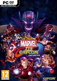 PC spēle Marvel vs. Capcom: Infinite PC
