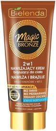 Bielenda Magic Bronze Moisturizing Bronzing Body Cream 2 In 1 Light Skin 200ml