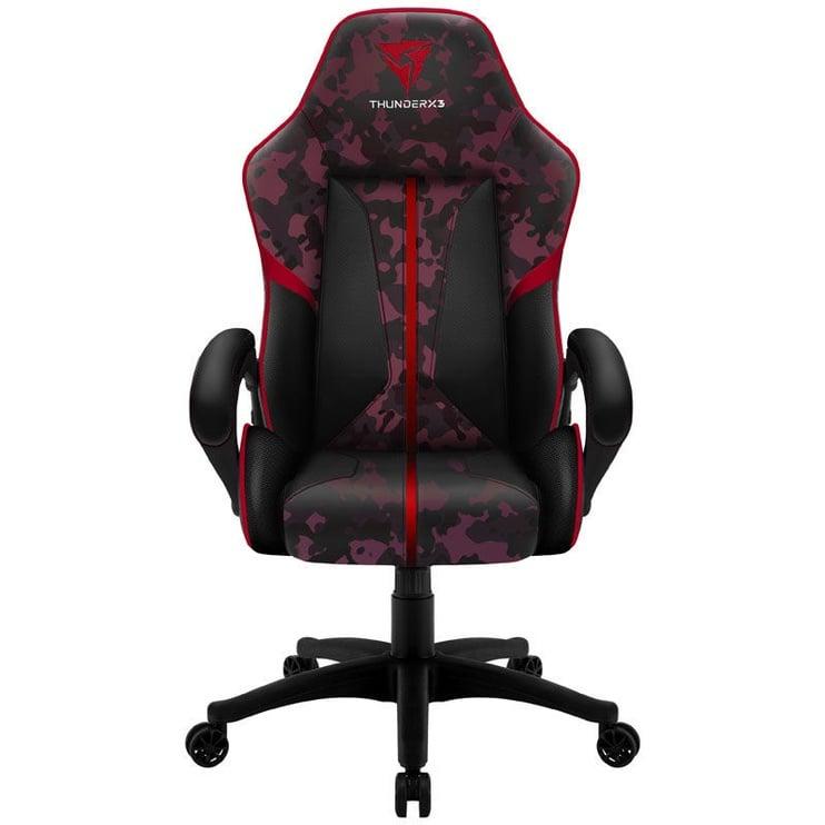 Spēļu krēsls Thunder X3 BC1 CAMO Blood Dusk