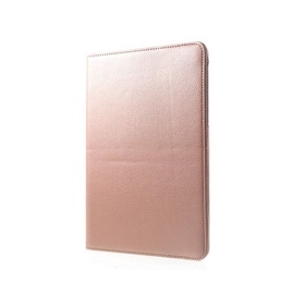 """TakeMe Eco-leather 360 rot. Book Case For Samsung Galaxy Tab S4 (2018) 10.5"""" T830 / T835 Rose-Gold"""