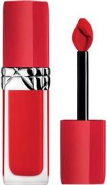 Губная помада Christian Dior Rouge Dior Ultra Rouge Liquid 999, 6 мл