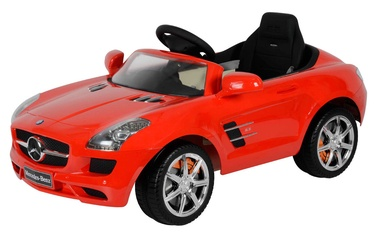 Bezvadu automašīna Buddy Toys Mercedes SLS, sarkana