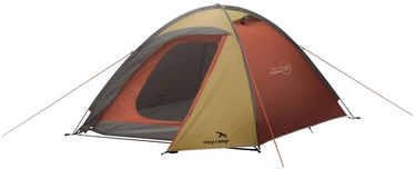 Easy Camp Tent Meteor 300 Gold/Red