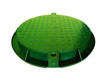 SN 780PE-G A15 Sewerage Cover 1.5T Green