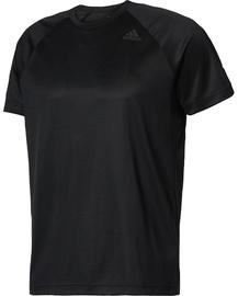 Adidas D2M T-shirt BP7221 Black M