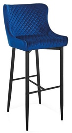 Bāra krēsls Signal Meble Colin B H-1 Blue, 1 gab.