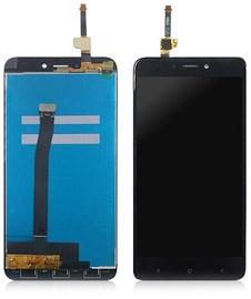 Запасные части для мобильных телефонов Xiaomi Redmi 4X Black LCD Screen