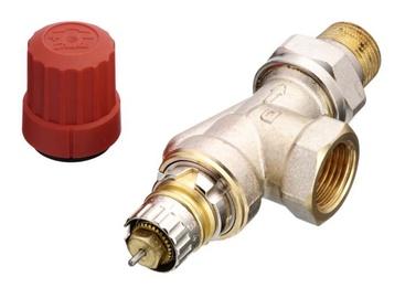 Leņķa termoventilis Danfoss RA-N UK 013G0153 1/2