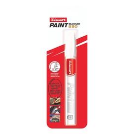 Перманентный маркер Luxor 3024/1BC, белый