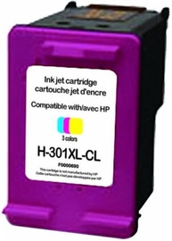 Uprint Cartridge for HP Magenta Cyan Yellow 21ml